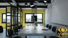 3D визуализация офиса. 2